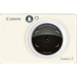Camara instantanea canon zoemini s impresora blanco perla 8mp -  bluetooth - Imagen 1