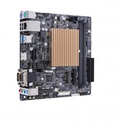 Placa base asus intel prime j4005i - c cel j4005i ddr4 x2 max 8gb 2400ghz hdmi d - sub  mini itx - Imagen 1