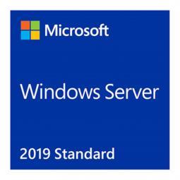 Windows server 2019 standard 64 bits español 1pk dsp oei dvd 16 core - Imagen 1