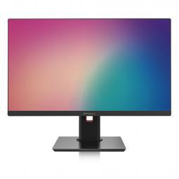 Barebone all in one aio oem  pantalla led 23.8''slim  soporte ajustable en altura e rotacion usb hd audio lector memoria no incl