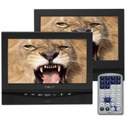Dvd portatil nevir 10.1pulgadas x2 nvr - 2778dvd - pdcu negro usb - Imagen 1