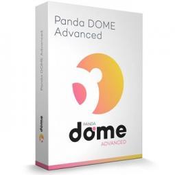 Antivirus panda dome advanced 5 dispositivos 1 año - Imagen 1