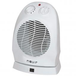 Calefactor nevir oscilante nvr - 9509fh 2 potencias -  1000w - 2000w - Imagen 1