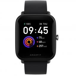 Pulsera reloj deportiva amazfit bip u pro  1.43pulgadas - smartwatch  - negro - Imagen 1