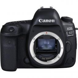 Camara digital reflex canon eos 5d mark iv body (solo cuerpo) cmos -  30.4mp -  digic 6+ -  61 puntos de enfoque -  wifi -  gps