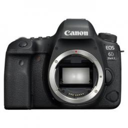 Camara digital reflex canon eos 6d mark ii body (solo cuerpo) cmos -  26.2mp -  digic 7 -  45 puntos de enfoque -  wifi -  bluet
