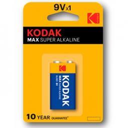 Blister pilas kodak alcalina max 6lr61 9v - Imagen 1