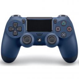 Accesorio sony ps4 -   mando dualshock azul oscuro - Imagen 1