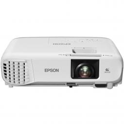Videoproyector epson eb - w39 3lcd -  3500 lumens -  wxga -  hdmi -  usb -  red -  wifi opcional - Imagen 1