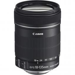 Objetivo canon ef - s 18 - 135 mm f:3.5 - 5.6 is - Imagen 1