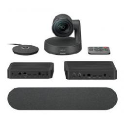Webcam logitech rally kit videoconferencia - Imagen 1