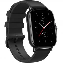 Pulsera reloj deportiva amazfit gts 2 midnight black -  smartwatch -  1.65pulgadas amoled -   resistente al agua 5 atm - Imagen
