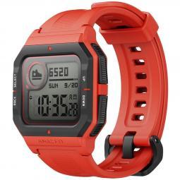 Pulsera reloj deportiva amazfit neo orange smartwatch 1.2pulgadas - Imagen 1