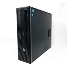 Ordenador hp reacondicionado 600 g1 sff i5 - 4460 - 8gb - ssd 256 -  win 10 pro - Imagen 1