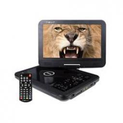Dvd portatil nevir 10.1pulgadas nvr - 2782dvd - pcu negro usb - Imagen 1