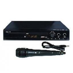 Dvd sobremesa con karaoke nevir nvr - 2329 y microfono - Imagen 1