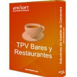 Programa tpv bares y restaurantes atrisoft licencia electronica codigo activacion en factura - Imagen 1