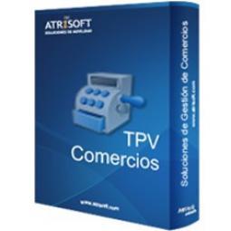 Programa tpv comercios atrisoft licencia electronica codigo activacion en factura - Imagen 1