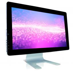Barebone all in one aio oem  pantalla led 21.5''slim  usb hd audio lector memoria webcam no incluye fuente de alimentacion - Ima
