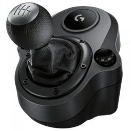 Palanca de cambios logitech driving force shifter gaming para volante g29 y g920 - Imagen 1