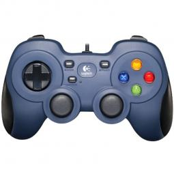Gamepad logitech f310 gaming 10 botones pc - Imagen 1
