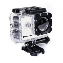 Video camara deportiva sport phoenix phtravelercam pantalla 1.5pulgadas tft fhd 1080p 30fps 12mpx  resistente al agua  30m estab