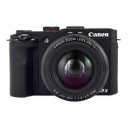 Camara digital canon powershot g3x 20.2mp -  zo 25x -  3.2'' -  hs -  wifi -  litio - Imagen 1