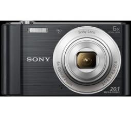 Camara digital sony kw810b 20.1mp zo 6x video hd negra - Imagen 1