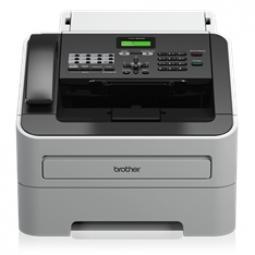 Fax brother laser monocromo 2845 a4 -  20cpm -  16mb -  bandeja 250 hojas -  adf 20 hojas -  auricular - Imagen 1