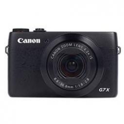 Camara digital canon powershot g7x 20.9mp -  zo 42x -  3'' -  hs -  wifi -  litio - Imagen 1