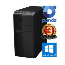 Ordenador pc phoenix home intel core i7 10º generacion 16gb ddr4 500 gb ssd rw micro atx windows 10 - Imagen 1