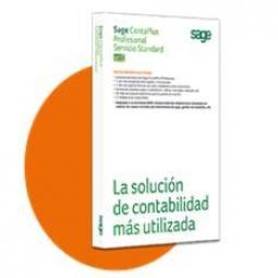 Programa sage contaplus profesional servicio standard 2014 - Imagen 1