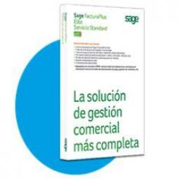Programa sage facturaplus elite servicio standard - Imagen 1