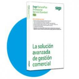 Programa sage facturaplus profesional servicio standard 2014 - Imagen 1