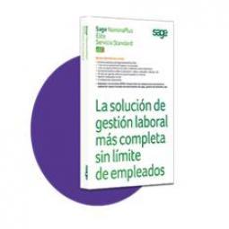 Programa sage nominaplus elite standard 2014 - Imagen 1