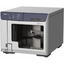 Duplicadora + impresora profesional cd - dvd epson pp - 50 - Imagen 1