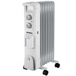 Radiador de aceite mondial a14 con humidificador ultrasonico - Imagen 1