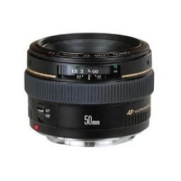 Objetivo canon ef 50mm 1.4 usm - Imagen 1