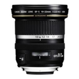 Objetivo canon ef - s 10 - 22mm 1:3.5 - 4.5 usm f -  eos series - Imagen 1