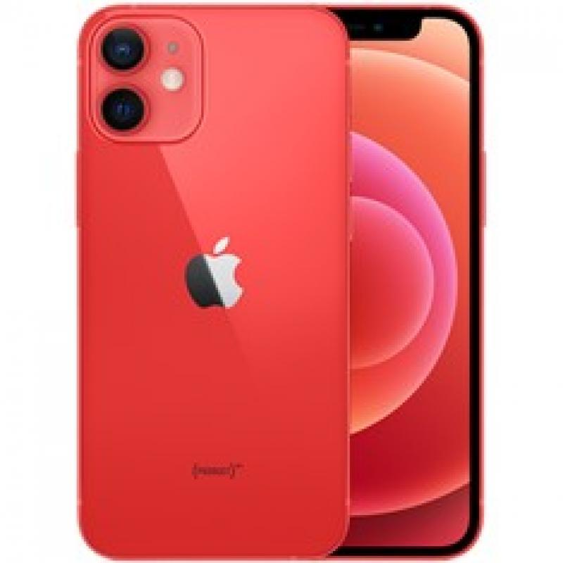 Telefono movil smartphone apple iphone 12 mini - 128gb - 5.4pulgadas rojo - Imagen 1