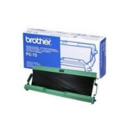 Cinta termica brother pc75 a4 144 paginas fax t104 t106 -  1 paquete - Imagen 1
