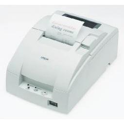 Impresora ticket epson tm - u220pd blanca paralelo - Imagen 1