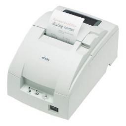 Impresora ticket epson tm - u220d serie blanca - Imagen 1