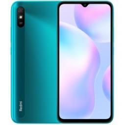 Telefono movil smartphone xiaomi redmi 9a verde -  6.53pulgadas -  32gb rom -  2gb ram -  13mpx -  5mpx -  5000mah -  4g -  octa