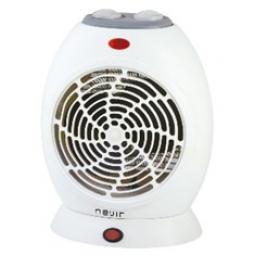 Calefactor nevir oscilante nvr - 9510fh 2 potencias 1000w - 2000w - Imagen 1