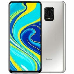 Telefono movil smartphone xiaomi redmi note 9s glacier white - 6.67pulgadas -  128gb rom -  6gb ram -  48+8+5+2mpx -  16mpx -  5