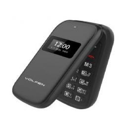 Telefono volfen flip dual doble pantalla  - dual sim - pantalla 2.4pulgadas - Imagen 1