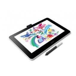 Tableta digitalizadora wacom one 13pulgadas dtc133w0b - Imagen 1